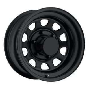 16 Inch Black Steel Wheels