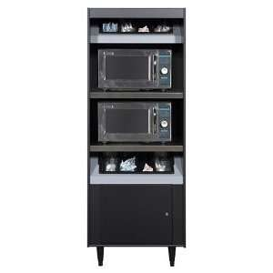 Kitchen Microwave Stand Cart Shelf Storage New