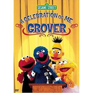 Celebration of Me, Grover DVD  Shop Ticketmaster Merchandise