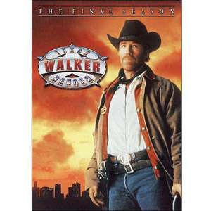 Walker, Texas Ranger The Final Season (Full Frame
