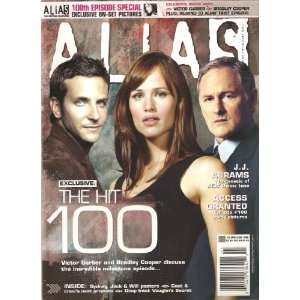 Alias the Official Magazine #15 May/June 2006 Various Books