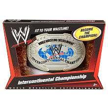 WWE Intercontinental Championship Belt   Mattel