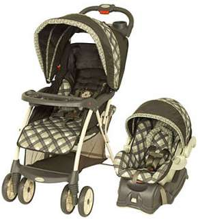 Trend Venture LX Travel System Stroller   Monkey Around   Baby Trend