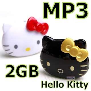 New 2GB 2G Cute Hello Kitty Mini  Player
