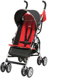Lamaze LS 50 Lightweight Stroller   Black/Red   Lamaze   Babies R