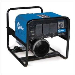 PDW 210E 4000 Watt Gas Powered Portable Generator/210 Amp Welder Combo