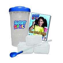 Slushy Magic Drink Maker Kit   Ontel Products Corp