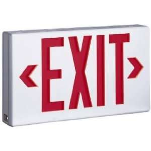 RED LED Exit Light
