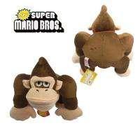 Super Mario Bros Donkey Kong 10.8 Soft Plush Doll Toy