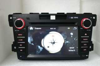MAZDA CX7 CX 7 DVD GPS NAVIGATION RADIO IPOD CD PLAYER NAVI