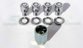 McGard Toyota Factory OEM Wheel Locks Lug Nuts Premium