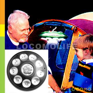 UFO LED Camping Fishing Tent Outdoor Light