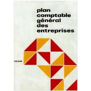 Plan comptable general des entreprises (French Edition