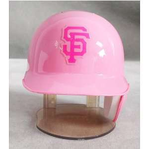 Riddell San Francisco Giants Pink Mini Helmet Sports
