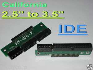 """to 3.5"""" Laptop IDE Hard Drive Converter Adapter"""