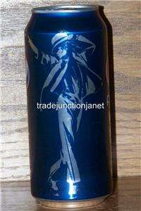 2012 EMPTY USA LIMITED EDITION PEPSI MICHAEL JACKSON BAD 25 473ml