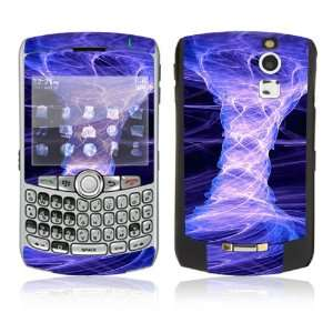 BlackBerry Curve 8350i Decal Skin   Space and Time