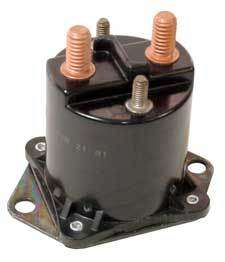 CLUB CAR GOLF CART 36 VOLT SOLENOID QTY OF THREE 76 98