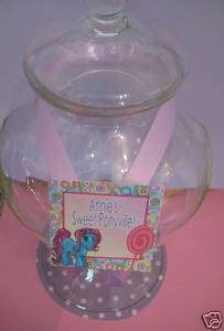 18 ANY THEME Favor Tags or Candy Buffet Cards