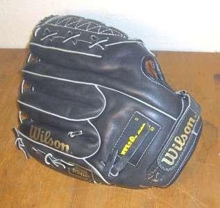 Wilson A2115 Leather Baseball Softball Glove Mitt