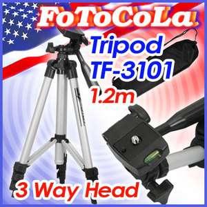 Professional portable light tripod f Canon Nikon Sony camera DC DV