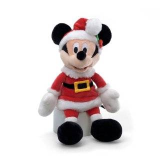 Disney Christmas Morning Mickey Mouse Plush    17 H  Toys & Games