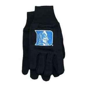 Duke University Blue Devils Knit College Logo Glove
