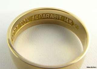 Scottish Rite 14th Degree Masonic Ring   14k Yellow Gold Yod Symbol