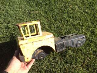 Tonka Dump Truck and Crane! SEE ALL PICS!!!!