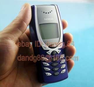Nokia 8250 Mobile Cell Phone Cellular GSM DualBand Unlocked Original