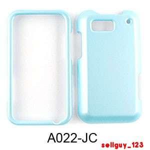 For Motorola Defy MB525 Phone Case Pearl Baby Blue