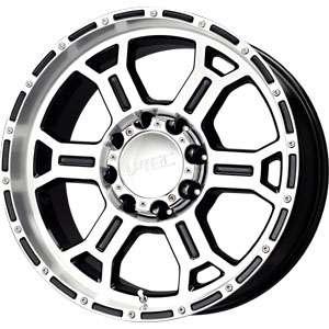 New 16X8 5 120.65 V Tech Raptor Black Mirror Machined Wheels/Rims