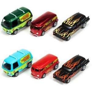 Release 4 (Assorted Box of 12 Cars) HO Scale Slot Cars Toys & Games