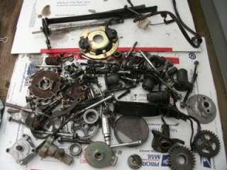 1981 Yamaha Maxim XJ 550 XJ550 engine left over parts