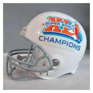 Bowl 41 Champ Replica Mini Helmet W/Z2B Face Mask