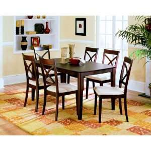 Collecion Solid Wood Dining able & Chairs Se Home & Kichen