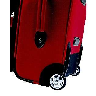 Red  American Tourister For the Home Luggage & Suitcases Uprights