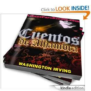 Cuentos de Alhambra [Translated] (Spanish Edition): Washington Irving