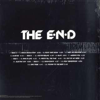 Black Eyed Peas   The E.N.D   Energy Never Dies (Ltd 2xLP, 180g Vinyl