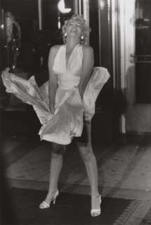 MARILYN MONROE PHOTO  HOT SHOT FROM 7 YEAR ITCH