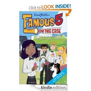 Famous Five on the Case Case File 17 The Case of the Flowers That