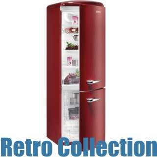 Gorenje Rk 60359 Or Kuhlschrank Oldtimer Vulcano Red On Popscreen