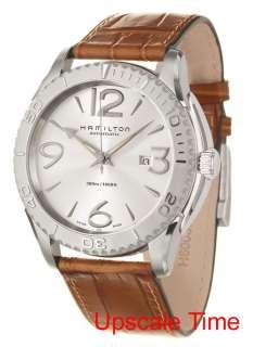 Hamilton Mens American Classic Jazzmaster Seaview Watch H37755555