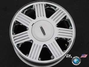 03 05 Lincoln Aviator Factory 17 Chrome Wheel OE Rim