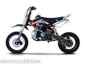 110 cc Pit Bike Pocket Bike Demon X DXR Minibike Minimotorrad