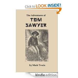 Adventures of Tom Sawyer Mark Twain  Kindle Store