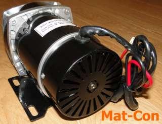 Getriebeelektromotor Unite MY1020ZXFH 500W 24V 8,9Nm 6:1 PMDC