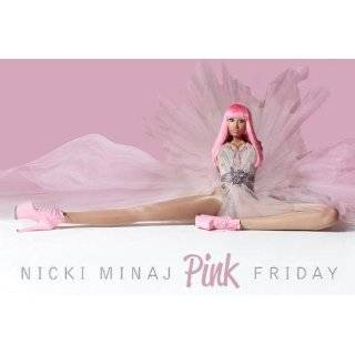 Nicki Minaj Poster #01 Pink Friday 24x36