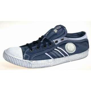 Diesel Net Schuhe Sneaker Canvas blau 39 40 42 43 44.5