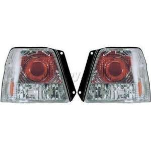 ALTEZZA TAIL LIGHT toyota TERCEL 98 99 taillight